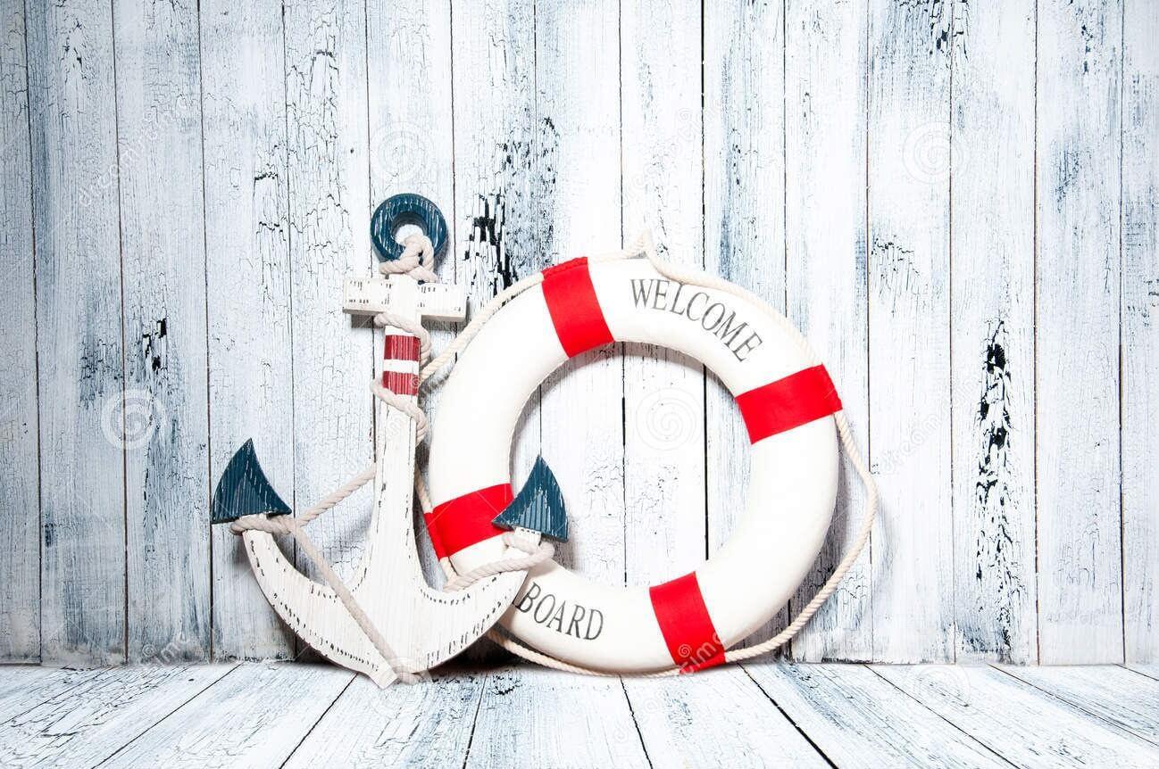 Картинки в морском стиле своими руками