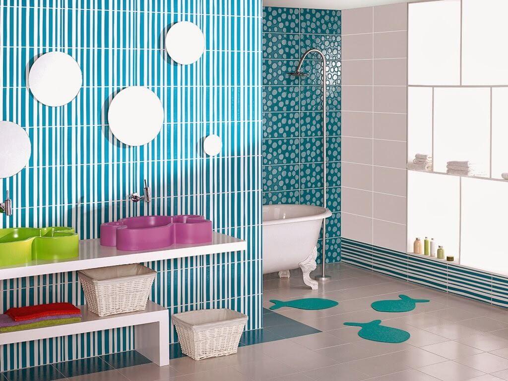 Плитка светлая для ванной комнаты дизайн