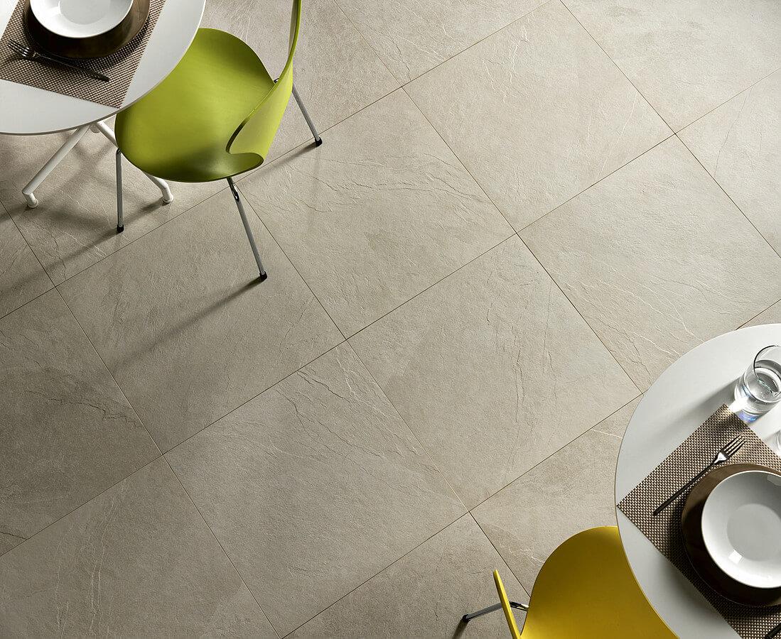 Italian porcelain floor tiles